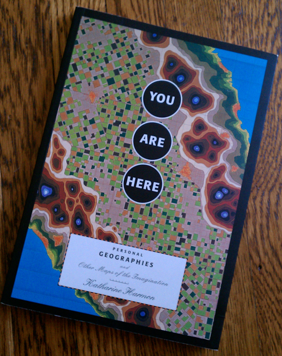 """You Are Here"" book."