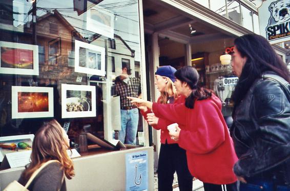 Groupies at Castro Photo